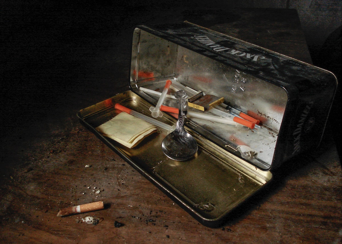 sprøyter til heroin